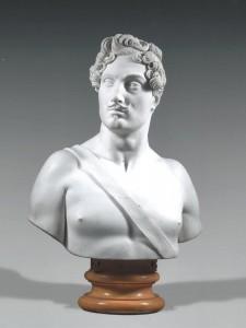 Buste du Chevalier d'Astier
